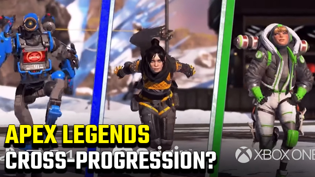 Apex Legends cross-progression