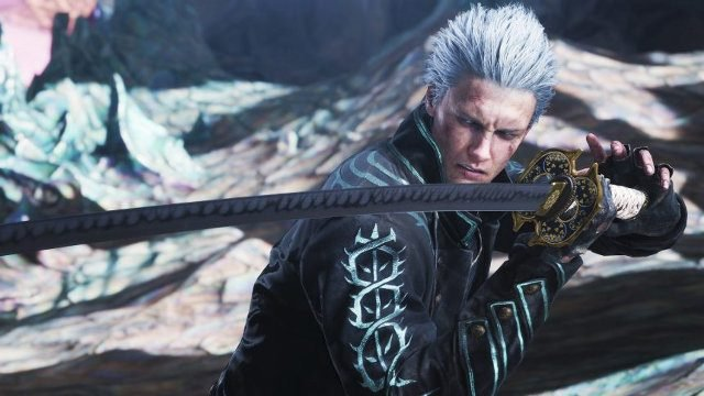 Devil May Cry 5 Special Edition Vergil DLC release date