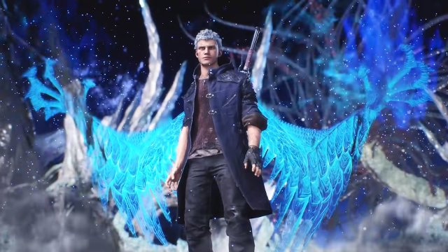 Devil May Cry 5 Special Edition release date Vergil DLC wings
