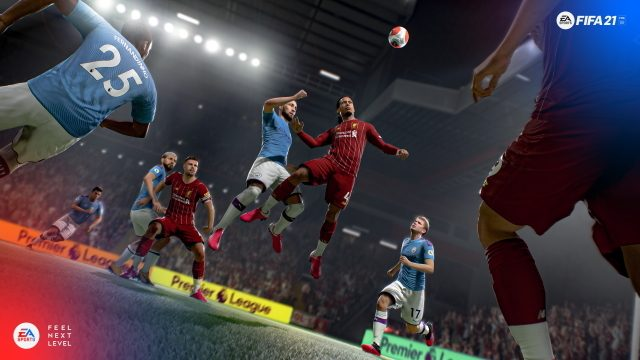 FIFA 21 Game session no longer available