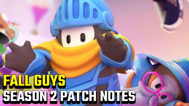 Fall Guys 1.09 Update Patch Notes