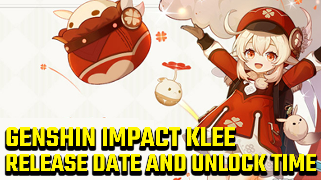 Genshin Impact Reveals New Playable Character Klee