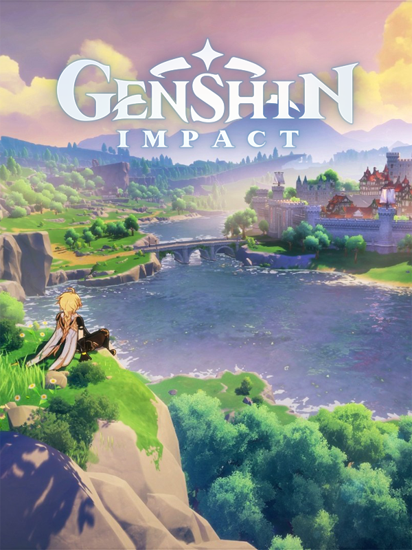 Box art - Genshin Impact