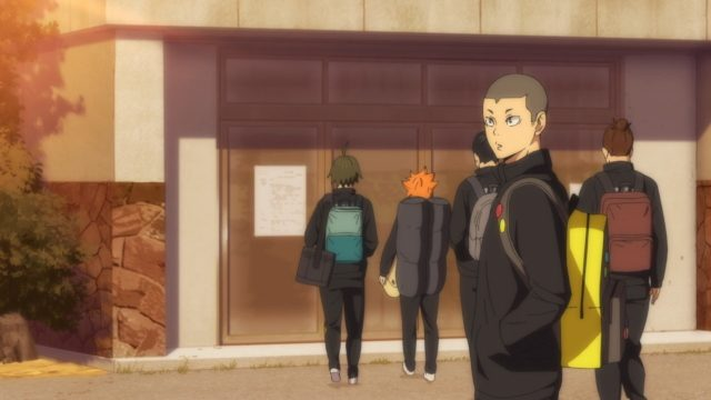 Haikyuu To the Top episode 17 release date