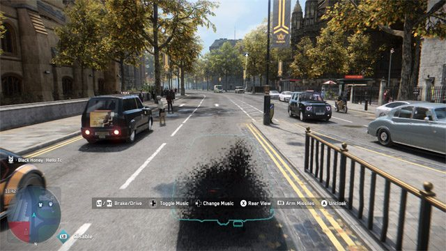 How to get the invisible Spy Car in Watch Dogs: Legion