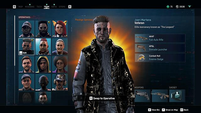 How to pick up guns inWatch Dogs Legion