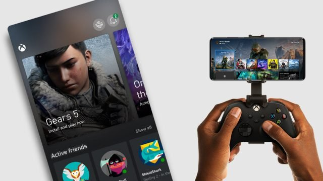 How to play Xbox games on iOS