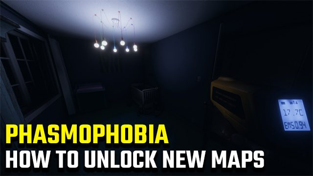 How to unlock all Phasmophobia levels