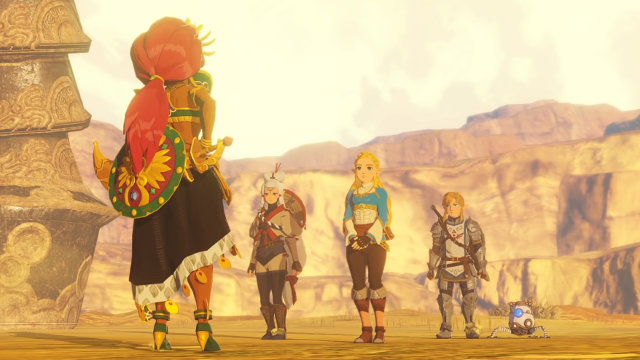 Hyrule Warriors: Age Of Calamity Demo Launches Today