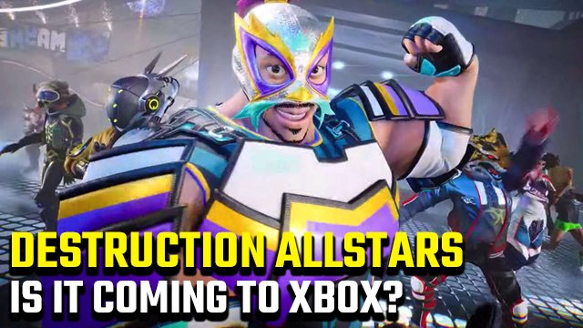Is Destruction AllStars coming to Xbox