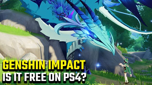 Is Genshin Impact free on PS4