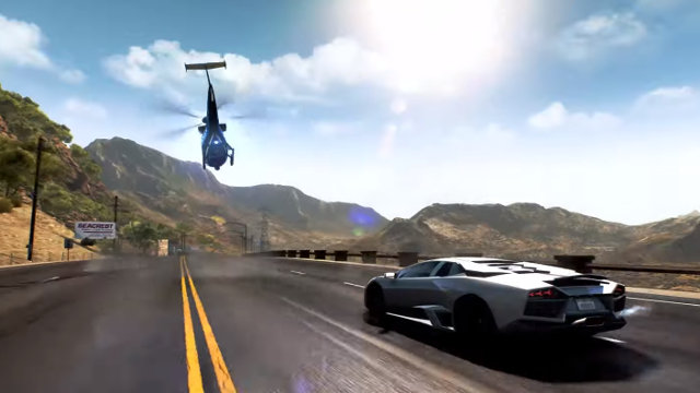 Need for Speed Hot Pursuit Remastered missing cars helicopter