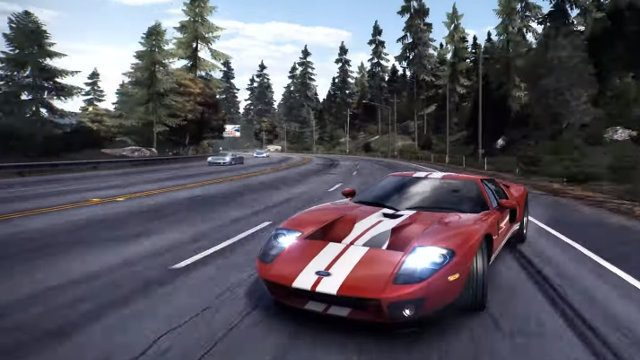 Need for Speed Hot Pursuit Remastered missing cars red