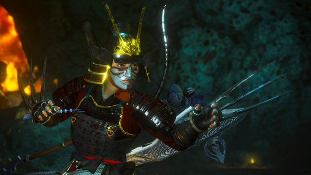 Nioh 2 Darkness in the Capital DLC Review | 'Short,