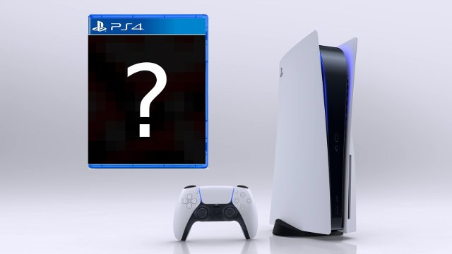 PS4 only games PS5 backwards compatibility DualShock 4 console