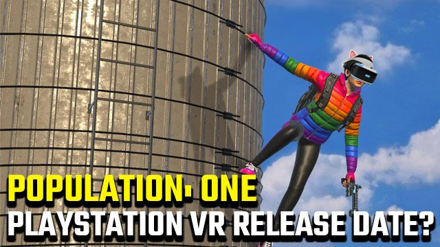 Population One PSVR release date