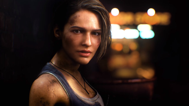 Resident Evil movie reboot Jill Valentine RE3 Remake