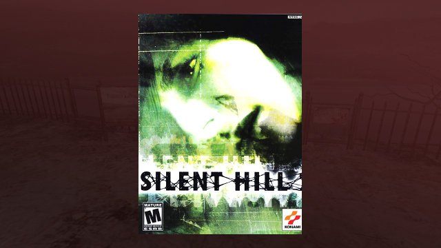 Silent Hill 2 PC release game cover