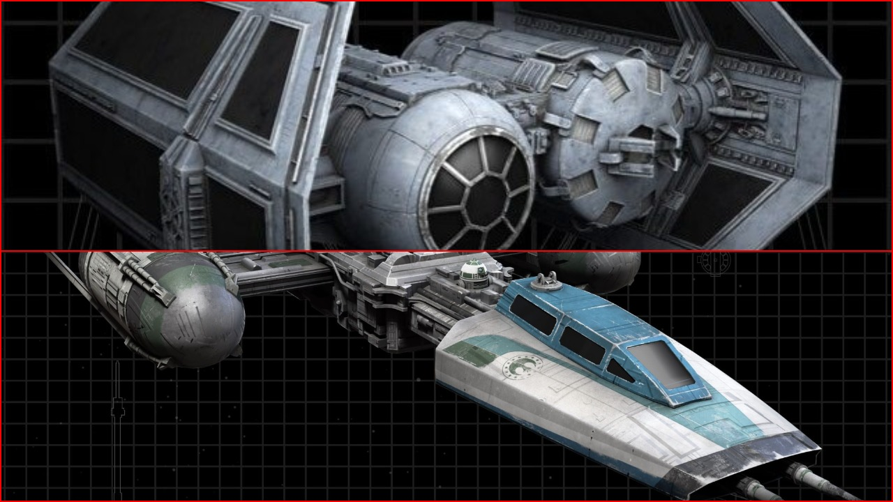 Star Wars Squadrons best bomber loadouts