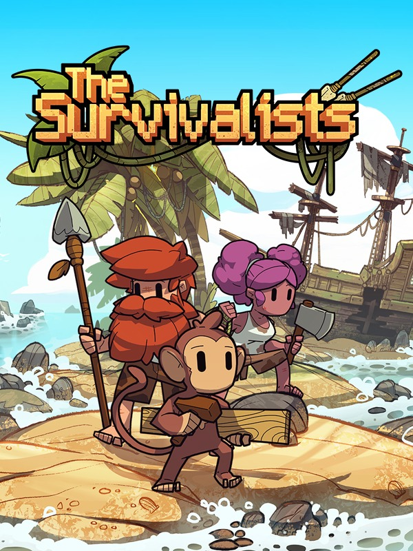 Box art - The Survivalists