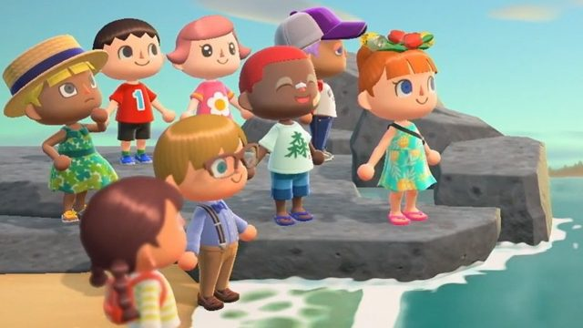 Why can't I give gifts to villagers in Animal Crossing: New Horizons?