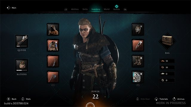 How to switch genders in Assassin's Creed Valhalla