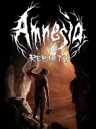 Box art - Amnesia: Rebirth
