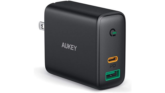 Aukey Focus 30w USB-C fast charger