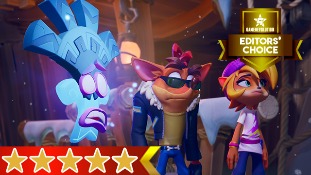 Crash Bandicoot 4: It's About Time Review | 'The best entry in the series by far'