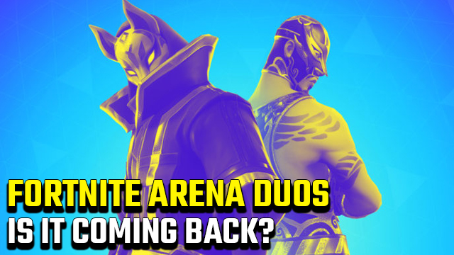 fortnite arena duos