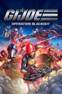 Box art - G.I. Joe: Operation Blackout