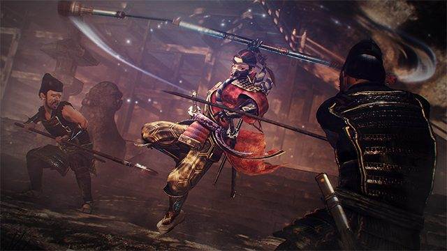 Nioh 2 1.17 Update Patch Notes | Darkness in the Capital DLC and more