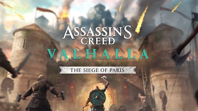 Assassin's Creed Valhalla DLC release dates