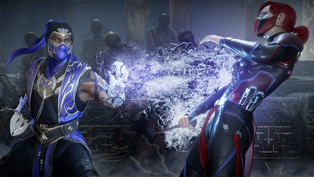 Does Mortal Kombat 11 on PS5 and Xbox Series X have cross-gen cross-progression?