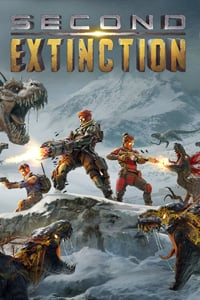 Box art - Second Extinction