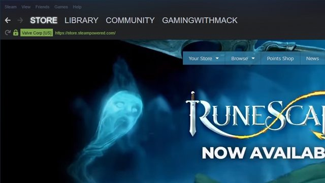 Steam Store Not Loading Fix