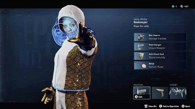 Watch Dogs: Legion beekeeper how to get