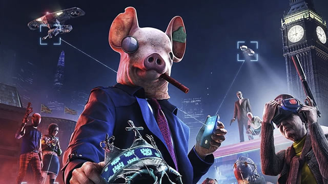 Watch Dogs: Legion - How to get Pig Mask