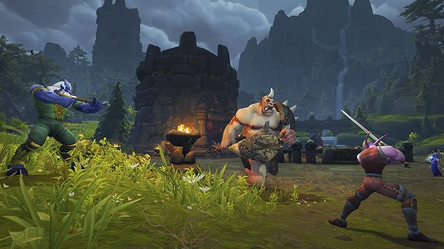 WoW Shadowlands pre-release patch new release date