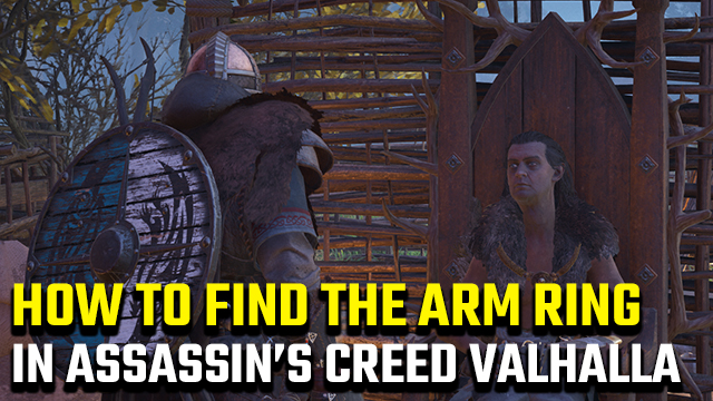 Assassin's Creed Valhalla | How to find the arm ring in Lord of Norsexe