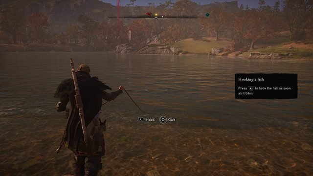 How to fish in Assassin's Creed Valhalla