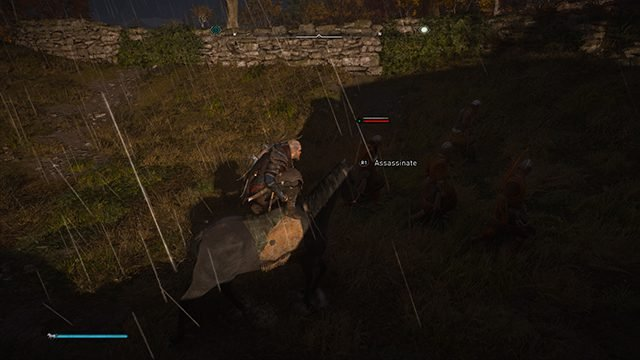 Assassin's Creed Valhalla | How to assassinate from a horse