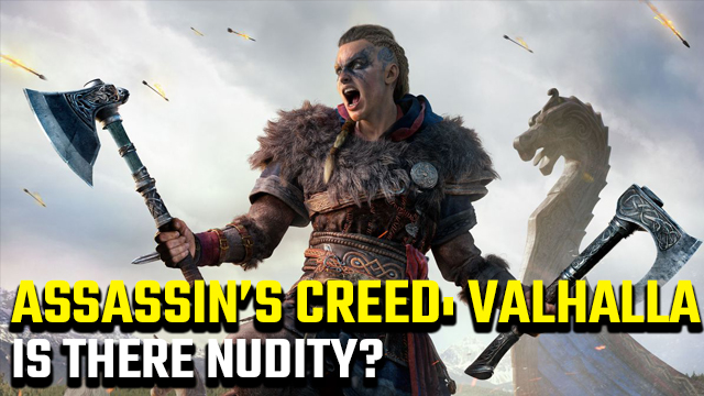 Assassin's Creed: Valhalla nudity