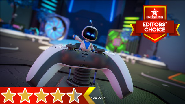 Astros Playroom PS5 review 03