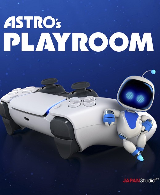 Box art - Astro's Playroom