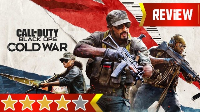 Black Ops Cold War Review