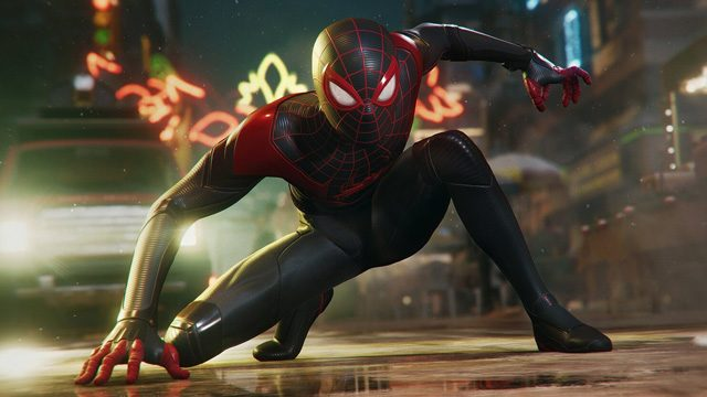Can you skip cutscenes in Spider-Man: Miles Morales?
