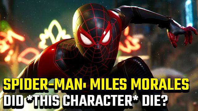 Did Phin die in Spider-Man: Miles Morales?