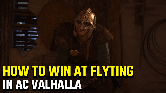 How to win flyting in Assassin's Creed Valhalla