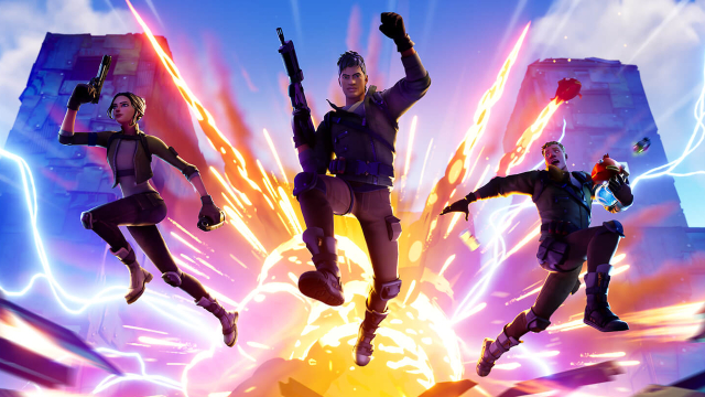 Fortnite 2.94 Update Patch Notes